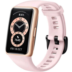Montre Connecté Huawei Band 6 Rose - FRA-B19 Best buy tunisie prix tunisie