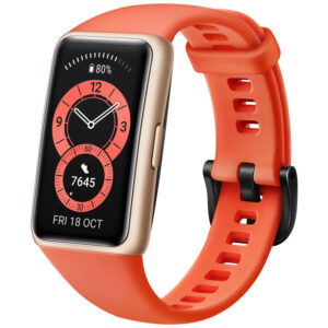 Montre Connecté Huawei Band 6 Orange - FRA-B19-OR
